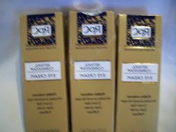 3 ROC RETINOL CORREXION EYE CREAM 0.5oz EXP:  Free Shipping