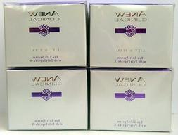 4 x AVON Anew Clinical Lift & Firm Eye Lift System 20ml - 0.