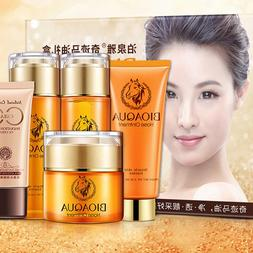 5Pcs Face Skin Care <font><b>Set</b></font> <font><b>Kit</b>