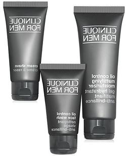 Clinique For Men Daily Oil Control Set giftset with Oil Cont