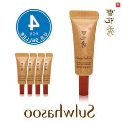 Sulwhasoo Concentrated Ginseng Eye Cream EX 3ml x 4pcs  US S