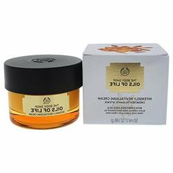 The Body Shop Oils Of Life Intensely Revitalising Eye Cream-