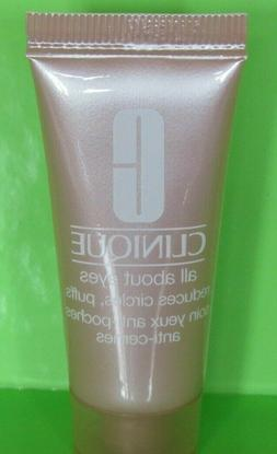 Clinique All About Eyes Cream .5 oz Full Size  Fresh - reduc