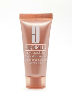 Clinique all about eyes reduces circles, puffs TUBE Type 0.5