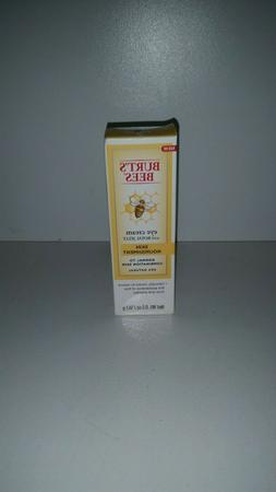 Brand NEW Burt's Bees Skin Nourishment Eye Cream Royal Jelly