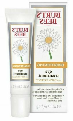 BURT'S BEES BRIGHTENING Eye Treatment with Daisy Extract, 0.