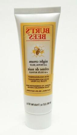 Burt's Bees Night Cream Skin Nourishment w/ Royal Jelly 0.67