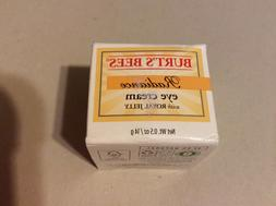 Burt's Bees radiance eye cream with royal jelly, .5 oz., NEW