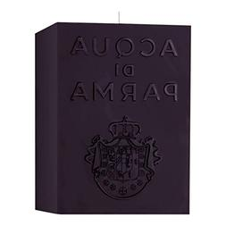 Acqua di Parma Large Cube Candle - Amber Black 1000g - Pack