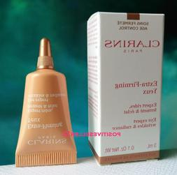 Clarins Extra Firming EYE expert wrinkles radiance age contr
