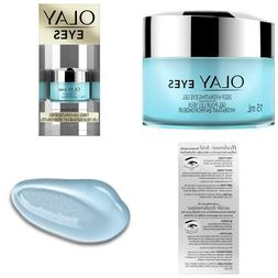 Eye Cream By Olay, Deep Hydrating Eye Gel With Hyaluronic Ac