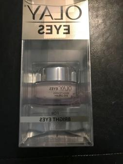 OLAY Eyes Bright Eyes Brightening Eye Cream 0.5 Oz. / 15ml