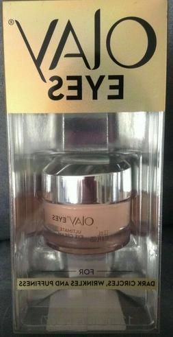 OLAY EYES EYE CREAM FOR DARK CIRCLES, WRINKLES & PUFFINESS 0