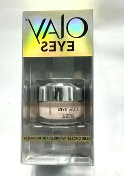 OLAY EYES Ultimate Eye Cream Dark Circles,Wrinkles and Puffi