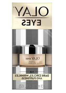 Olay Eyes Ultimate Eye Cream for Dark circles, wrinkles and