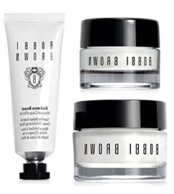 Bobbi Brown Get Glowing Travel Skincare Set of Radiance Boos