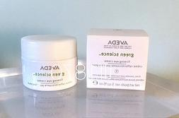 Aveda Green Science Firming Eye Creme ~ New W/O Box ~ Discon