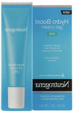 Neutrogena Hydro Boost Eye Gel-Cream with Hyaluronic Acid, .