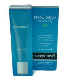 Neutrogena Hydro Boost gel-cream for Eyes 0.5 oz each Fragra