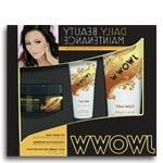 2012 Australian Gold Jwoww 3 Piece Skin Care Kit Complete Fa