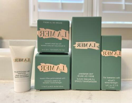 LA 5pc Travel Oil+ $155