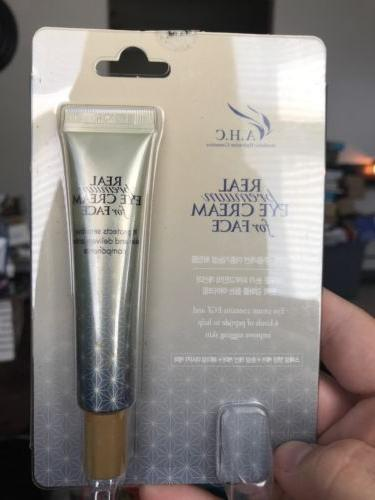 Real Premium Eye Cream for Face 30ml
