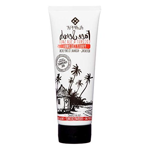 Alaffia - Everyday Coconut Face Scrub, For All Skin Types, D