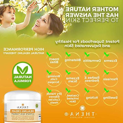 Best Natural Moisturizer Face Body Lotion Moisturizing Psoriasis Soothe Rash Atopic Dermatitis Irritated Scaly