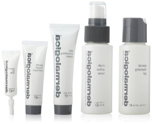 Dermalogica Normal and Dry Skin 5 Piece Treatment Kit