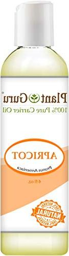 Apricot Kernel Oil 4 oz. Cold Pressed Carrier 100% Pure Natu