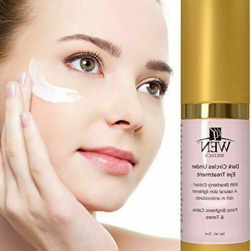 best dark circle under eye cream treatment
