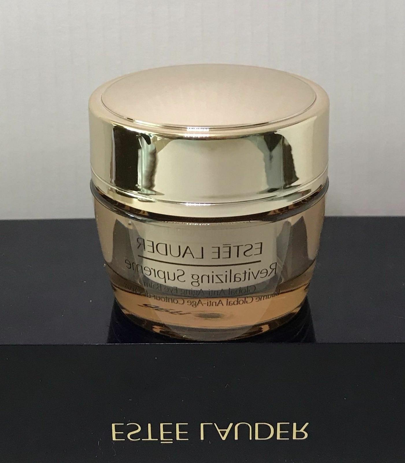 Estee Lauder Revitalizing Supreme Global Anti Aging Eye Crem