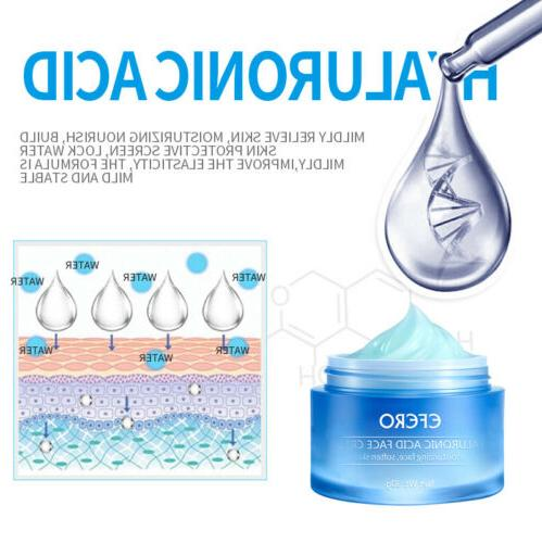 Hyaluronic Acid Gel Cream Anti-Aging Face & Eye