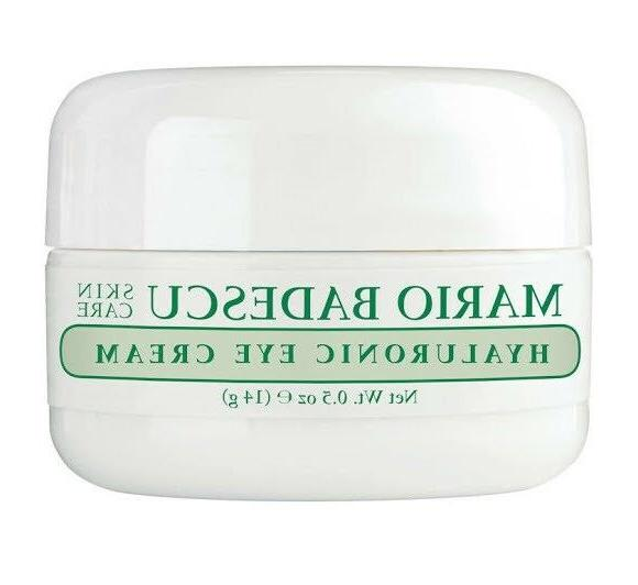 hyaluronic eye cream 0 5 oz sealed