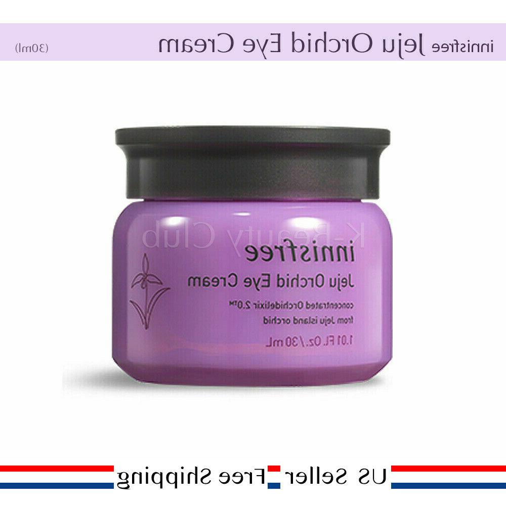jeju orchid eye cream 30ml free random