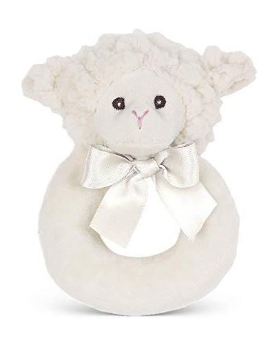 lil lamby ring rattle