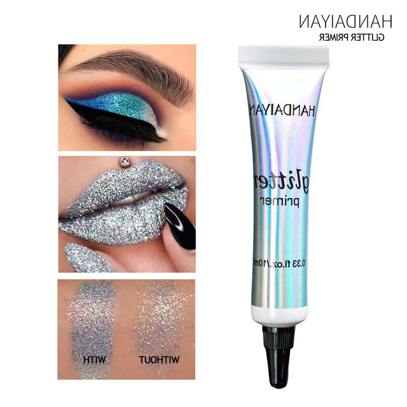 Long Glue Pre-makeup For Eyeshadow Makeup Base And Sequins