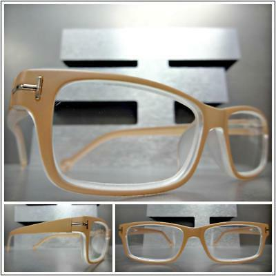Men's CONTEMPORARY MODERN READING Eye Glasses Readers Small