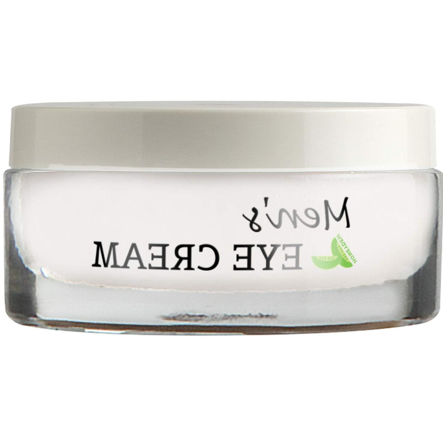 natural eye cream for men aging benefits
