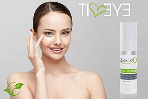 Organic Treatment by Beauty; Effective Anti-Aging To Dark Circles, Puffiness Wrinkles.5oz