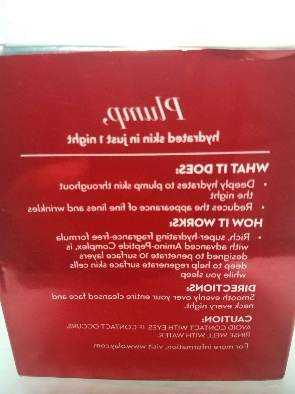 OLAY NIGHT CREAM ANTI FRAGRANCE FREE OZ