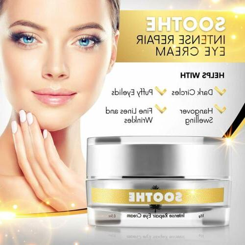 Soothe Intense Eye Cream Circles and Puffiness, Eye