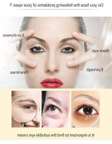 US Wrinkle Aging Eye Firming Dark Circles Puffiness Care