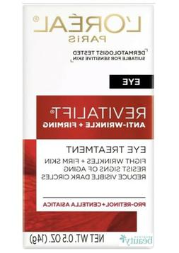 L'Oreal Revitalift Anti-Wrinkle and Firming Eye Cream Treatm