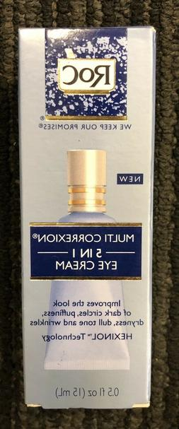 Roc Multi Correxion 5 in 1 Eye Cream 0.5 oz. #A7