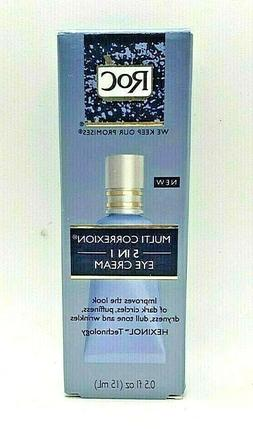 RoC Multi Correxion 5 in 1 Eye Cream Treatment - Anit-aging