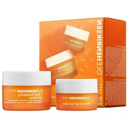 Set OLEHENRIKSEN  Truth Banana Bright Eye Cream 0.24oz + Gel