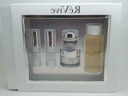 revive signature collection renewel cream cleanser eye cream