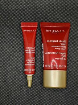 Clarins Super Restorative Total Eye Concentrate Cream 0.2oz